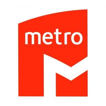 free vector Metro 6