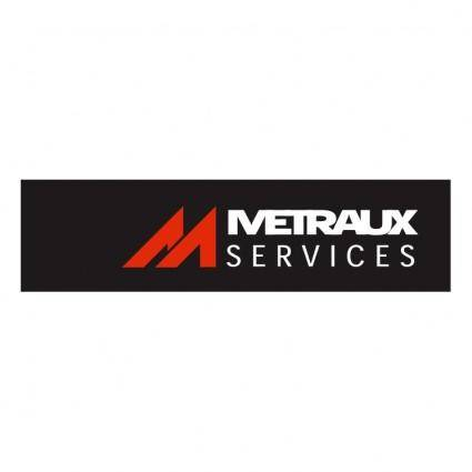free vector Metraux services 0