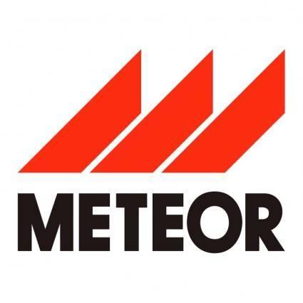 free vector Meteor