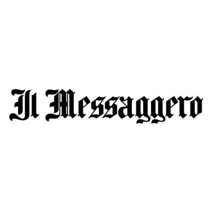 free vector Messaggero
