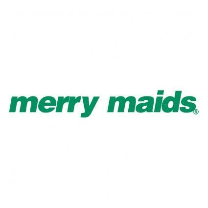 free vector Merry maids