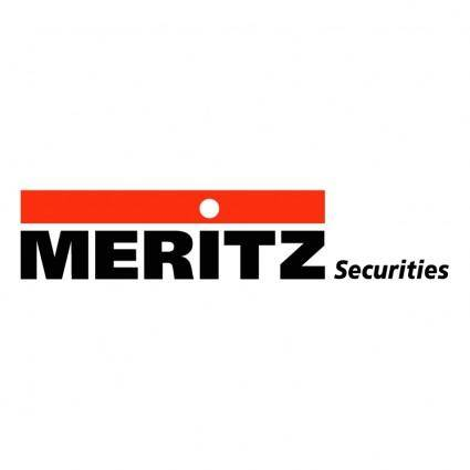 free vector Meritz securities