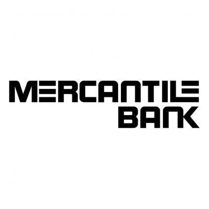 free vector Mercantile bank