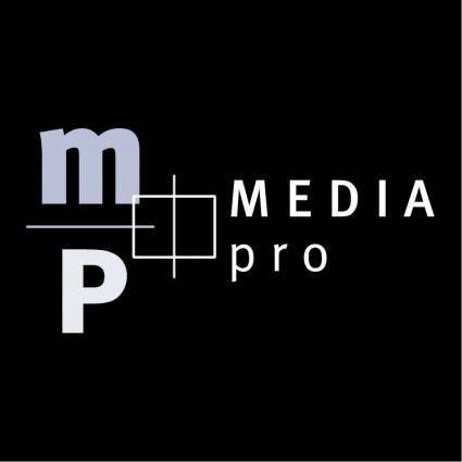 free vector Media pro