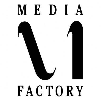 free vector Media factory