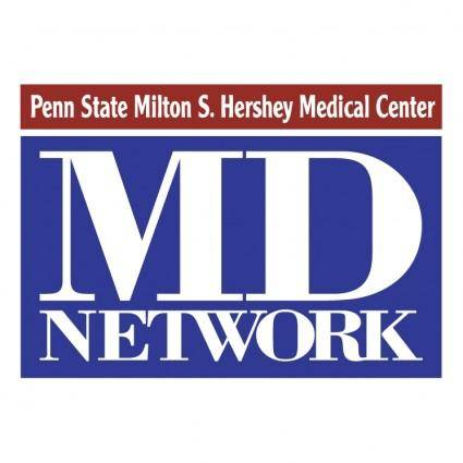 free vector Md network