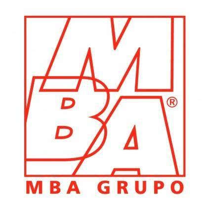 free vector Mba grupo