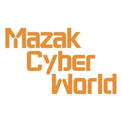 free vector Mazak cyber world