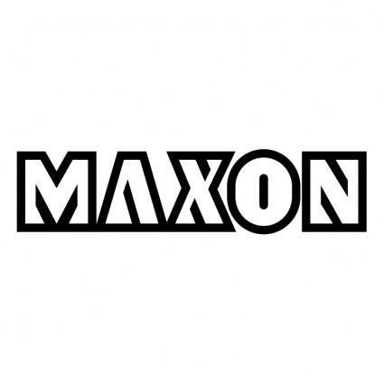 free vector Maxon 0