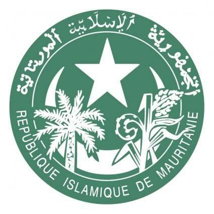 free vector Mauritania
