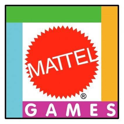 free vector Mattel games