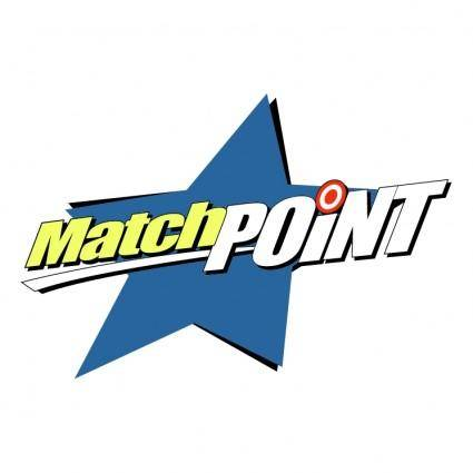 free vector Match point
