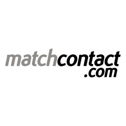 Match contact