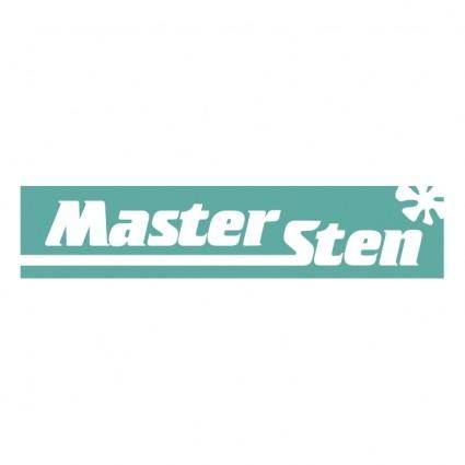 free vector Master sten