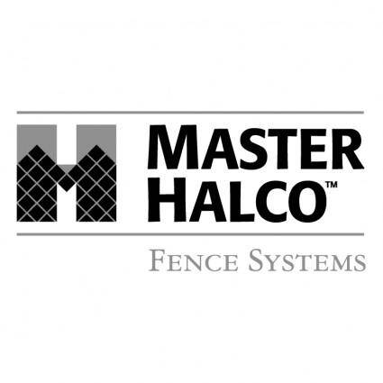 free vector Master halco