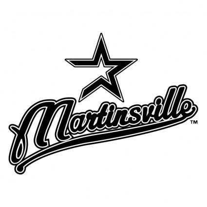 Martinsville astros