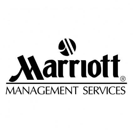 free vector Marriott management services