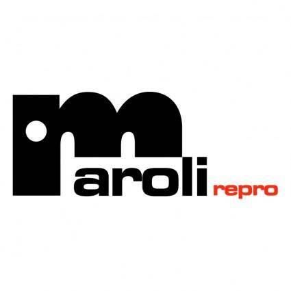 free vector Maroli repro