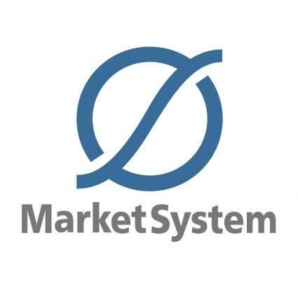 free vector Market system