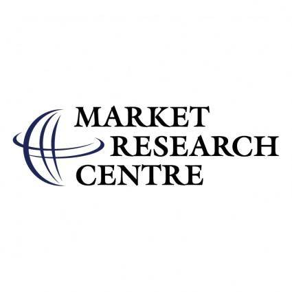 free vector Market research centre