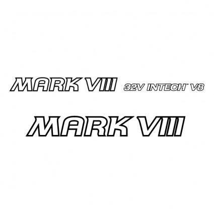 free vector Mark viii