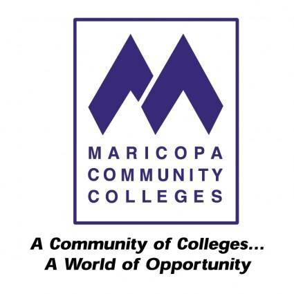free vector Maricopa community colleges