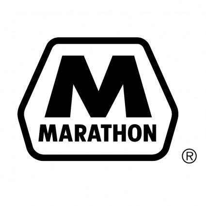 free vector Marathon 1
