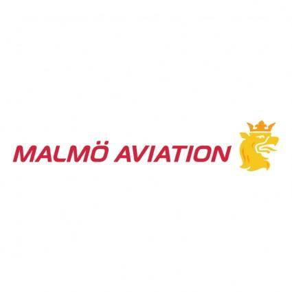 free vector Malmo aviation