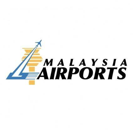 free vector Malaysia airports