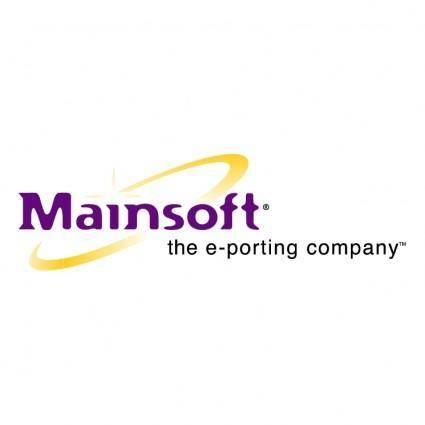 free vector Mainsoft