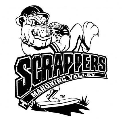 free vector Mahoning valley scrappers