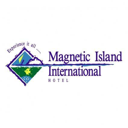 free vector Magnetic island international