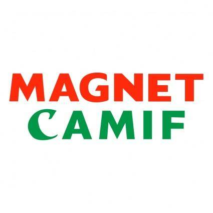 Magnet camif