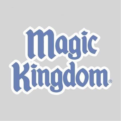 free vector Magic kingdom