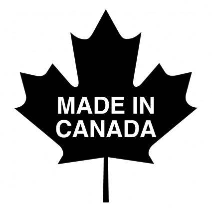 free vector Made in canada 0