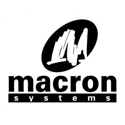 Macron systems