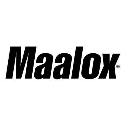 free vector Maalox