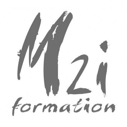 free vector M2i formation