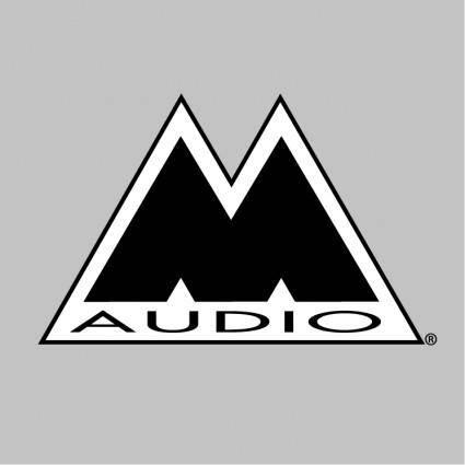 free vector M audio