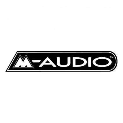 M audio 0