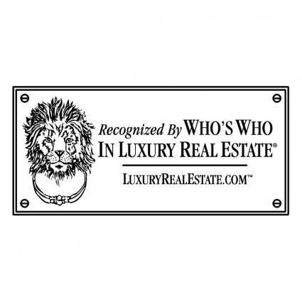 free vector Luxuryrealestatecom 2