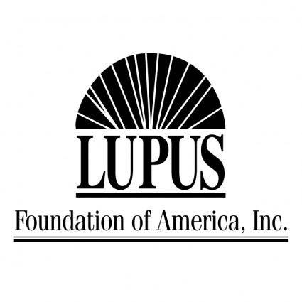 free vector Lupus foundation of america