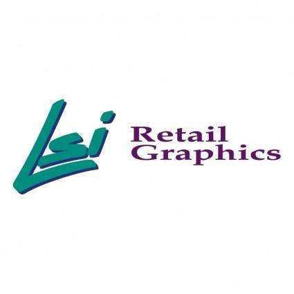 free vector Lsi retail graphics