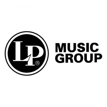 free vector Lp music group