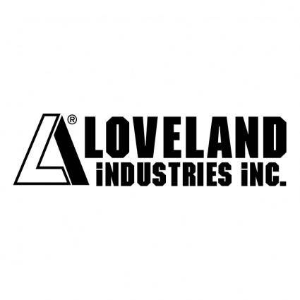 free vector Loveland industries