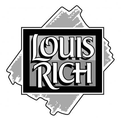 free vector Louis rich