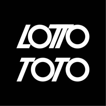 free vector Lotto toto