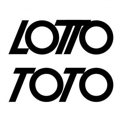 free vector Lotto toto 0