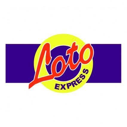 free vector Loto express