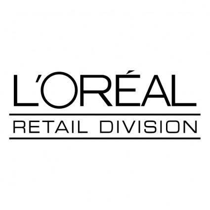 free vector Loreal 2